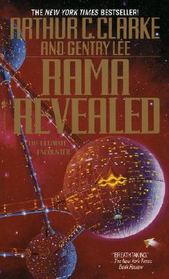 Rama Revealed, Arthur C Clarke