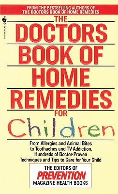 Image for HOME REMEDIES FOR CHILDRE