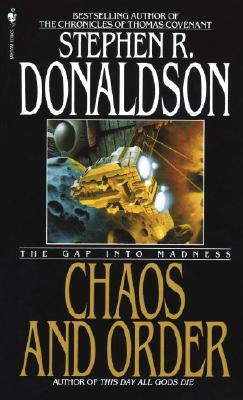 Image for Chaos and Order: The Gap Into Madness