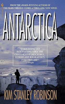 Antarctica, KIM STANLEY ROBINSON
