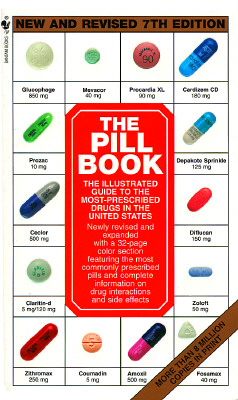 Image for THE PILL BOOK ,7TH EDITION