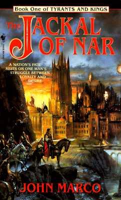 Jackal of Nar, JOHN MARCO