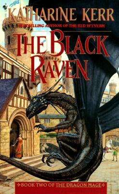 "Image for ""The Black Raven (Dragon Mage, Book 2)"""