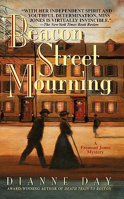 Image for Beacon Street Mourning (A Fremont Jones Mystery)