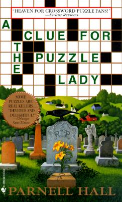 CLUE FOR THE PUZZLE LADY, HALL, PARNELL