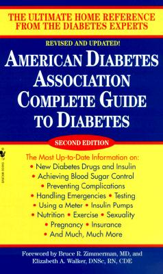 Image for American Diabetes Association Complete Guide to Diabetes