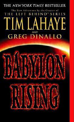 Babylon Rising: The Europa Conspiracy -w/o Norelco, Lahaye, Tim;Lahaye, Tim F.;Dinallo, Greg;Dinallo, Gregory S.