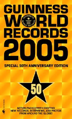 Image for Guinness World Records 2005