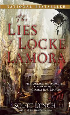 The Lies of Locke Lamora (Gentleman Bastards), Lynch, Scott