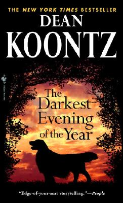 Image for DARKEST EVENING OF THE YEAR, THE