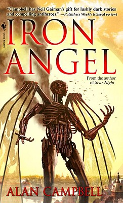 Image for Iron Angel (Deepgate Codex)