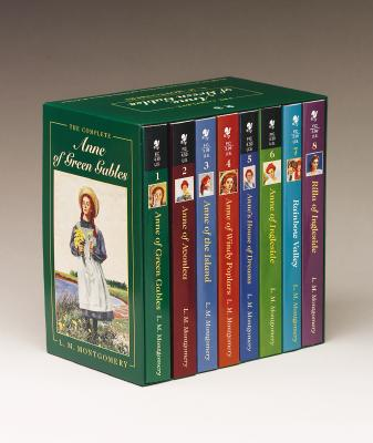 Complete Anne of Green Gables, L. M. MONTGOMERY