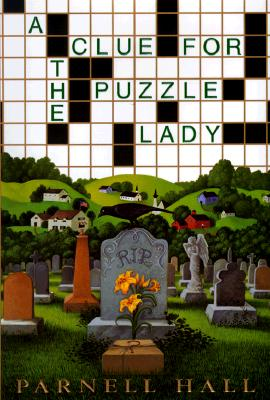 Image for A Clue for the Puzzle Lady (Puzzle Lady Mysteries)