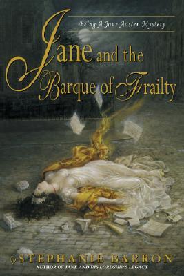 Jane And The Barque Of Frailty, Barron, Stephanie
