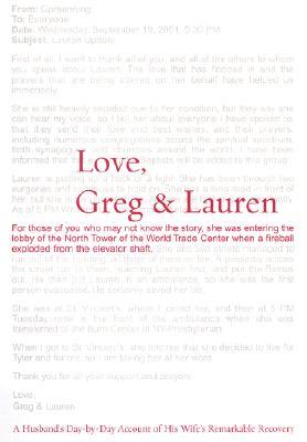 Image for Love, Greg & Lauren