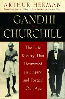 Image for Gandhi And Churchill