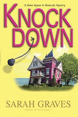 Image for Knockdown (Home Repair Is Homicide Mystery)