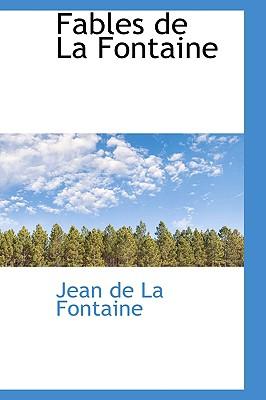 Image for Fables de La Fontaine