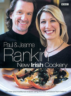 Image for NEW IRISH COOKERY: 140 NEW AND TRADITIONAL RECIPES USING THE BEST PRODUCE F