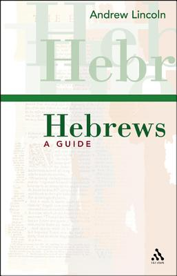 Image for Hebrews: A Guide