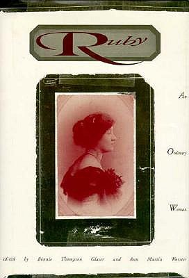 Image for RUBY : AN ORDINARY WOMAN