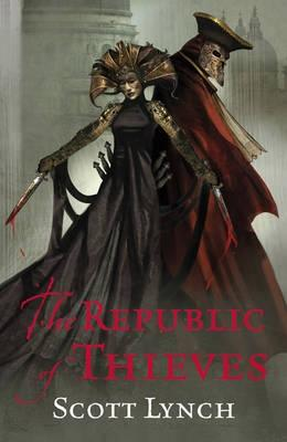 Image for The Republic of Thieves (Gollancz)
