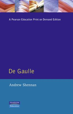 Image for DE GAULLE : PROFILES IN POER