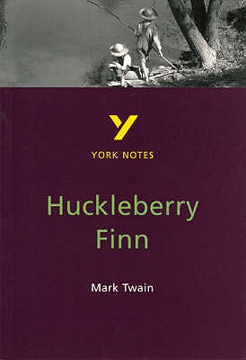 "Image for York Notes on Mark Twain's ""Huckleberry Finn"""