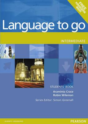 Image for Language to Go Intermediate Student's Book