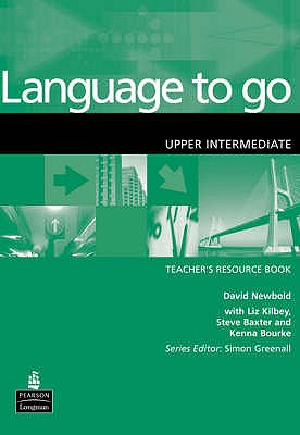 Image for Language to Go: Upper-Inter Teacher's resource Book