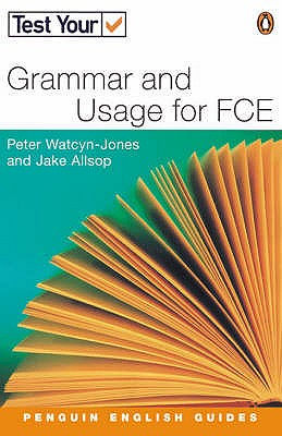 Image for Test Your Grammar and Usage for FCE