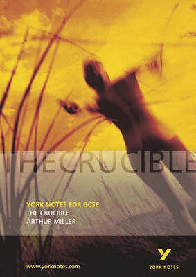 Image for Crucible, The: York Notes