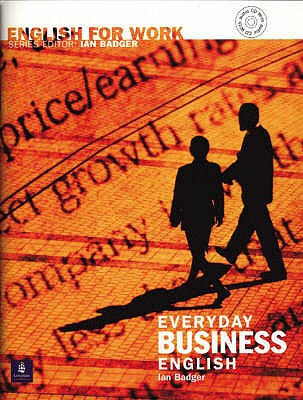 Image for English for Work: Everyday Business English  Book & Audio CD