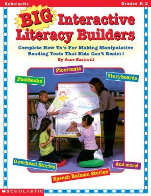 Image for Big Interactive Literacy Builders (Grades K-2)