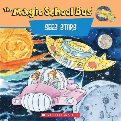 Image for The Magic School Bus Sees Stars: A Book About Stars