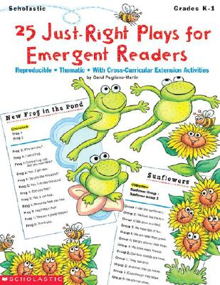 Image for 25 Just-Right Plays For Emergent Readers (Grades K-1)