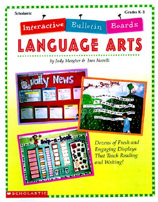 Image for Interactive Bulletin Boards : Language Arts