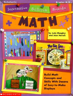 Image for Interactive Bulletin Boards: Math