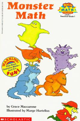 Monster Math (Scholastic Reader, Level 1), Grace Maccarone
