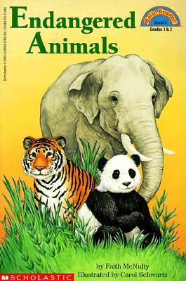 Image for Endangered Animals (Hello Reader!, Level 3)