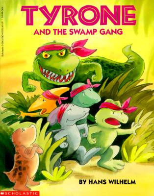 Image for Tyrone and the Swamp Gang