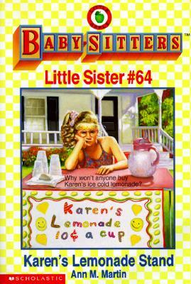 Image for Karen's Lemonade Stand (Baby-Sitters Little Sister, No. 64)