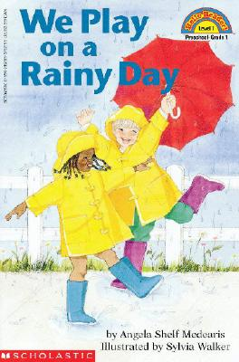 Image for We Play on a Rainy Day (Hello Reader!, Level 1)