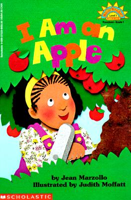 Image for I Am an Apple (Hello Science Reader!)