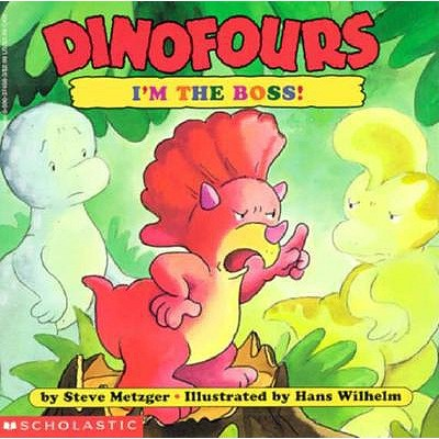 Image for I'm the Boss (Dinofours)