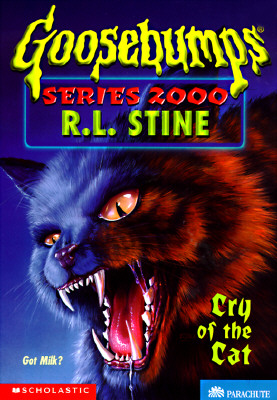 Cry of the Cat (Goosebumps Series 2000, No 1), R. L. Stine