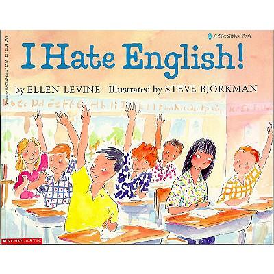 I HATE ENGLISH, ELLEN/ BJORK LEVINE