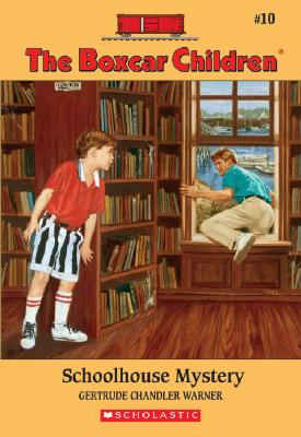 Image for Schoolhouse Mystery (Boxcar Children, Book 10)