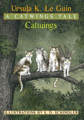 Catwings (Catwings (Paperback)), URSULA K. LE GUIN
