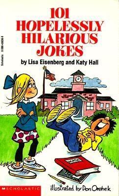 Image for 101 Hopelessly Hilarious Jokes (101 Jokes Books)